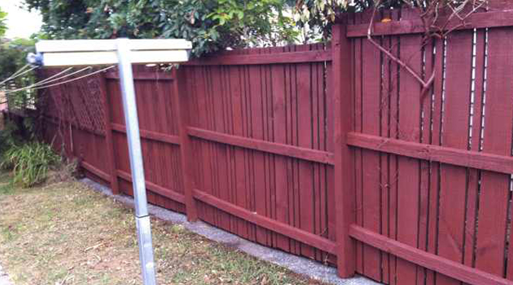 fence-after Before and After Gallery