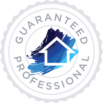 guarantee-seal Exterior House Painting