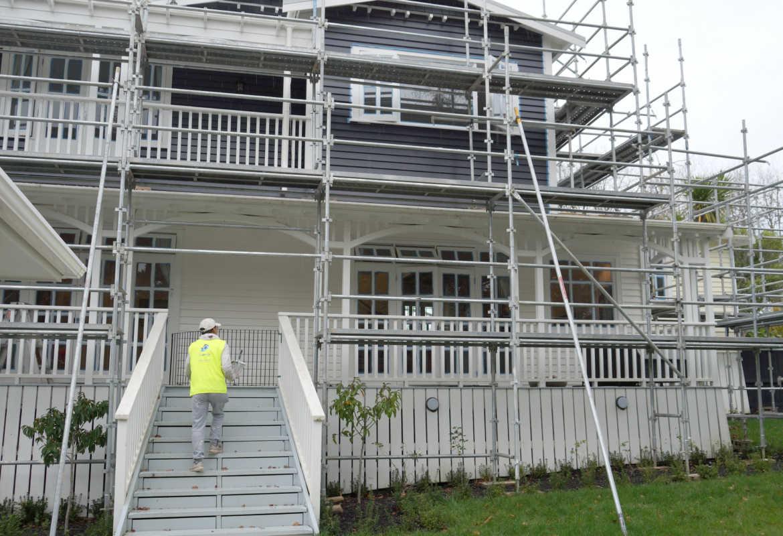 painting rental properties