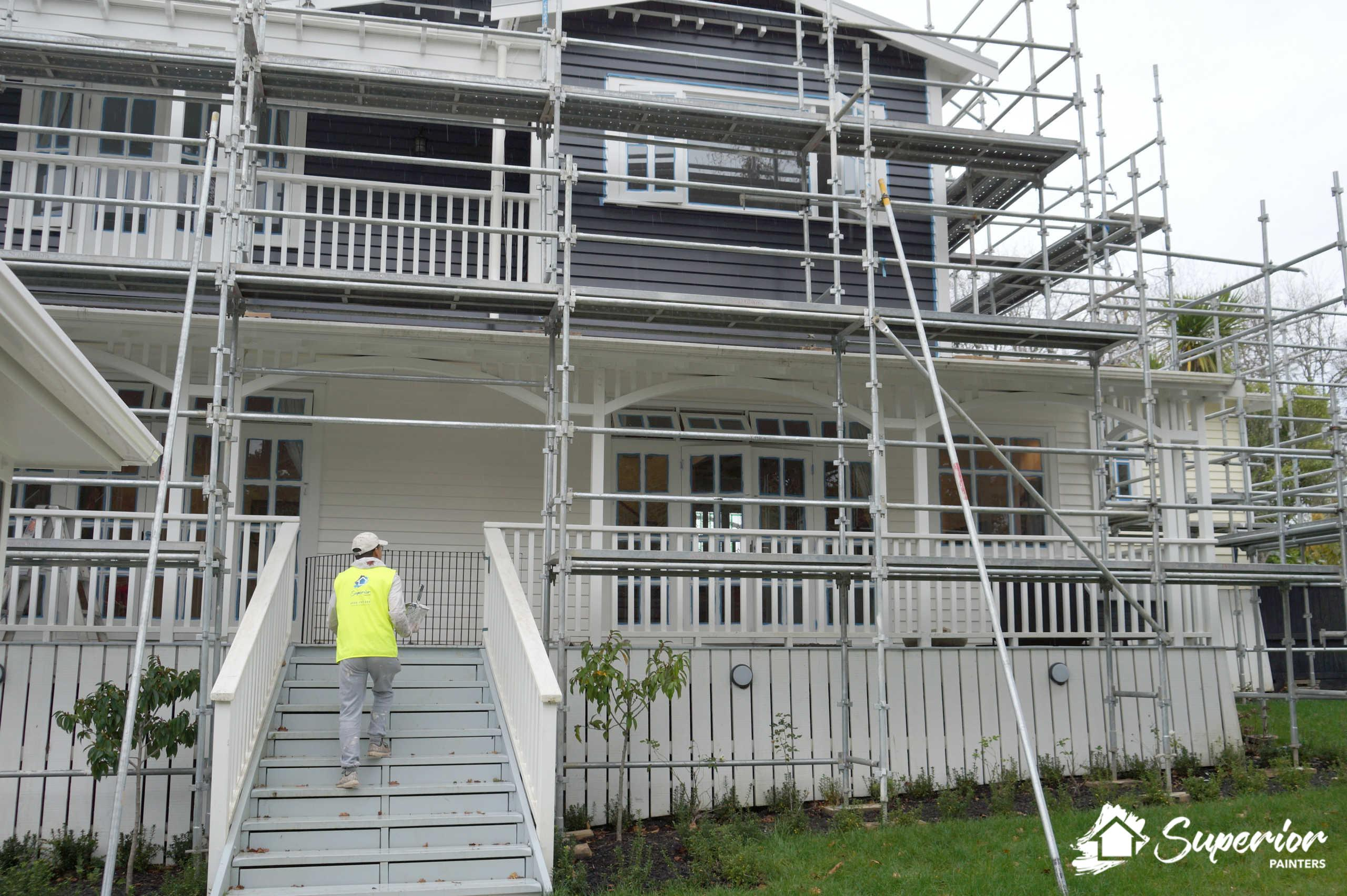 DSC06057-scaled Guide to Painting Your Rental Property in NZ by Superior Painters