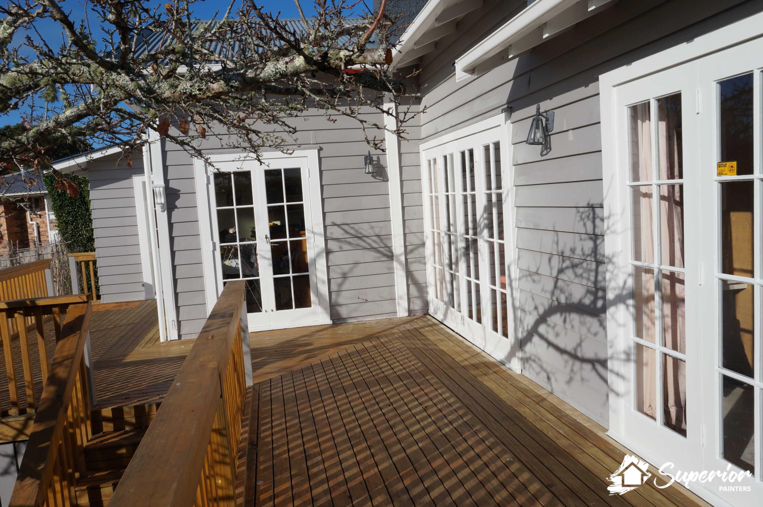 window-frames-after-scaled Guide to Painting Your Rental Property in NZ by Superior Painters