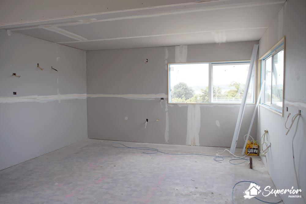 plastering-house-2 How To Plaster A Wall Yourself (DIY) – Tips by Superior Painters
